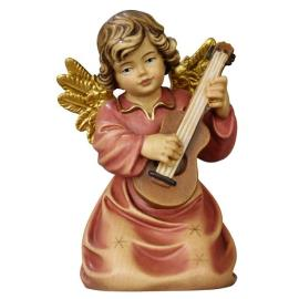 Bell angel with guitar