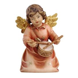 Bell angel with drum