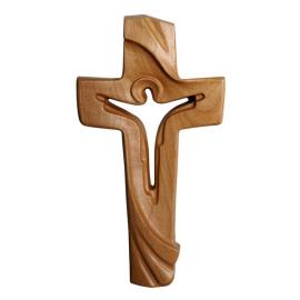 Cross of Peace Ambiente Design cherry wood