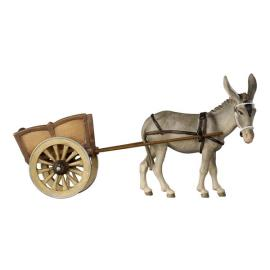 RA Donkey with cart